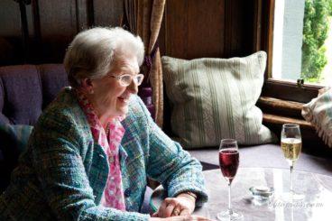 Barbaras 90. Geburtstag