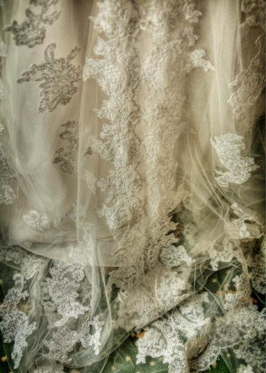 Hochzeitsspitze
