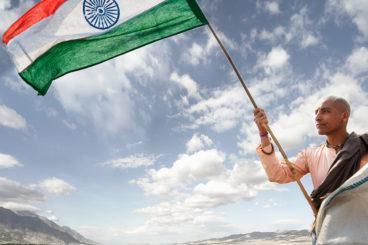 Wallfahrt durch Indien