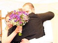 Best-Man-Hugs-Bride-and-Groom