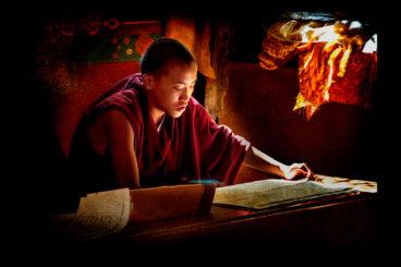 Die Menschen aus Tibet